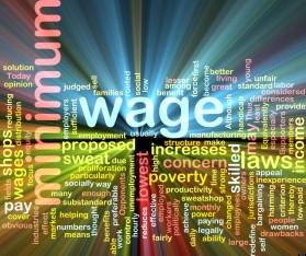 Low wage, bad job
