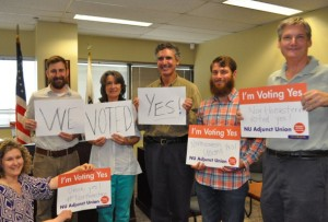 Northeastern University adjuncts organized successfully on their own behalf.