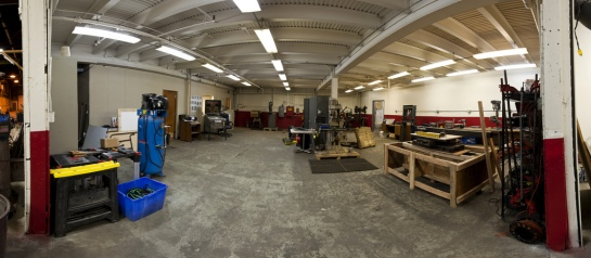A makerspace in Milwaukee