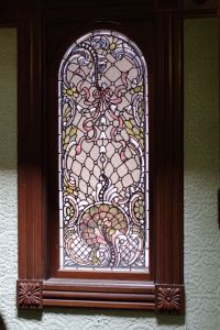 Image: Tiffany window at Winchester House by Chris McSorley, via Flickr (CC BY-NC-SA 2.0)
