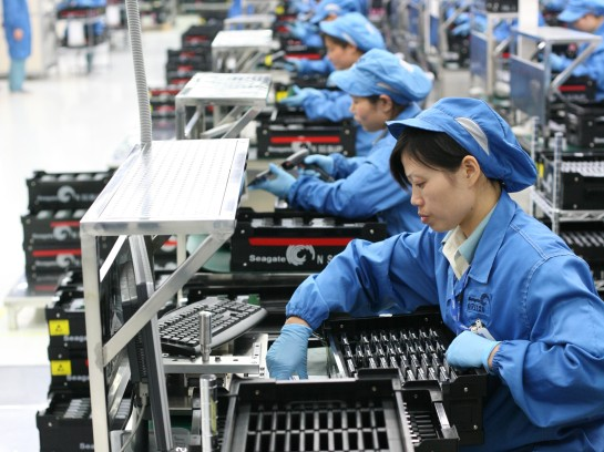 Seagate_Wuxi_China_Factory_Tour